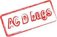 AC d Bugs